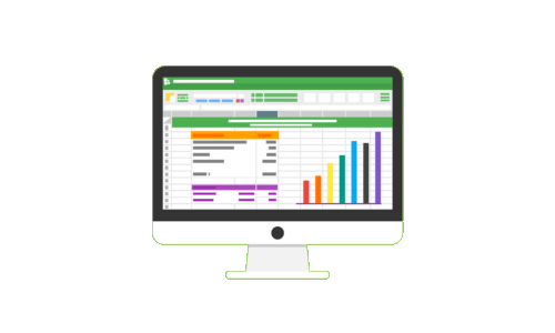 Excel: Managing Your Monthly Budget (The Easy Way)
