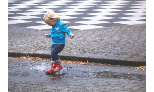 What Can Children Do On a Rainy Day