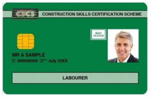 How to Get A CSCS Card
